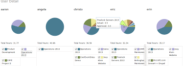 Dojo Pie Chart How To Structure A Dojo Based Dashboard In Drupal Security