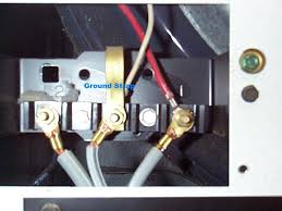 general dryer information appliance aid changing from 3 to 4 wire hookup on a electric dryer