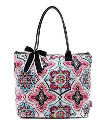 Moroccan Passion Quilted Tote Bag - Endless Xpressions &  Adamdwight.com