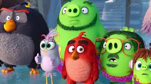 The Angry Birds Movie 2 - Zeta is talking - YouTube