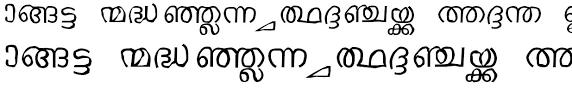 Ml_tt_nalini italic download view count : Malayalam Stylish Font Free Download