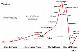 The Blockchain Mania And The Dot Com Bubble Badr Bellaj