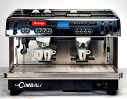 Commercial Coffee Machine Combined Automatic And Design Decorating