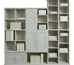 build your own modular wall storage
