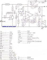 intercom wiring diagram images diy intercom circuit electronic design