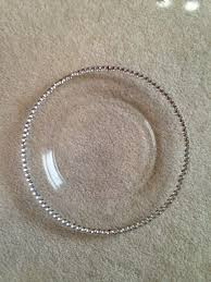 bling chargers wedding bling chargers diy reception silver beaded chargers diy ideas inspiration reception wedding and weddings