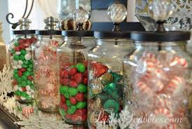 Decorative Glass Candy Jars Don't Throw Out That Glass Jar Before You See These Christmas 78