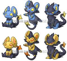 Shinx Evolution Chart Pokemon Go Www Bedowntowndaytona Com