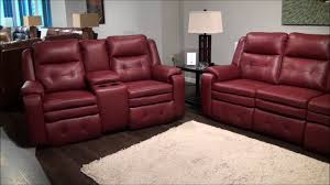 Inspire Double Reclining Sofa Set with Power Headrests by Southern