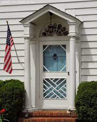 images of wooden storm door with glass panels woonv colonial style storm doors handle