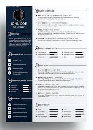 Download Template Resume Gratis