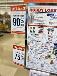 how to save at hobby lobby 9 insider