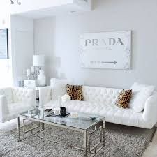 modern white living room furniture. Stylish White Living Room Furniture Gray U0026 Decor | Tufted Sofa Modern I