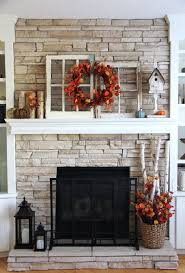 full size of fireplace decorating fascinating image design home cozy fall decor ideas to steal right