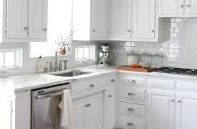 Small Picture Which countertops should I use in a white kitchen Which