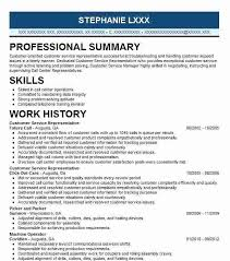 Remarkable Design Customer Service Resume Samples Free This Is
