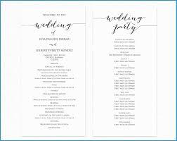 Free Printable Wedding Ceremony Programs Free Printable Wedding Program Templates Pretty Wedding Ceremony