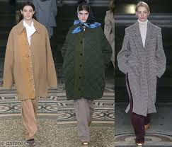 women s coats fall winter 2017 2018 fashion trends beige green and plaid