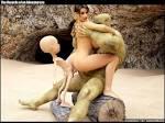 Порно с монстрами лара крофт 129