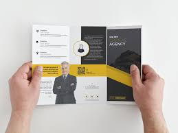 Trifold Brochure Indesign Template Free Trifold Brochure Free Indesign Templates