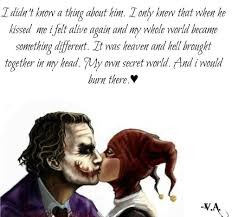 Harley Quinn Quotes Adorable Joker X Harley Uploaded By Aurora On We Heart It