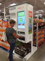 Sams Club Vending Machine Adorable Get Free Samples With Your Sam's Club Card Automation