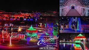 Woolaroc Festival Of Lights Green Country Ok Greencountryok Twitter