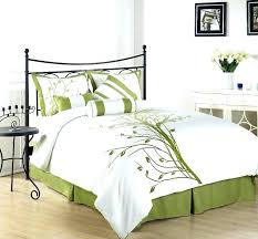 blue and green comforter sets lime green and grey bedding light blue green bedding pale mint