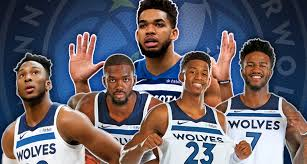 Minnesota Timberwolves Depth Chart Who Will Start For The Timberwolves Zone Coverage