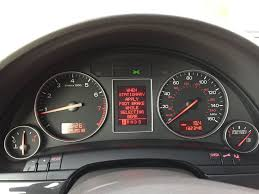 2004 Audi A4 Abs And Esp Light On 2004 1 8t Quattro Speedometer Not Working Odometer Ok
