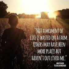Farm Life Quotes Stunning Pin By Popper48 On CountryQuotes Pinterest Farming Farming Life