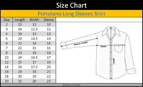 Long Sleeve Dress Shirt Size Chart Ed Hardy Size Chart