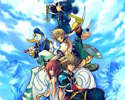 game kingdom hearts wallpaper hd