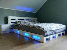 Bed Frame Made Of Pallets 33 Cool Diy Recycled Pallet Bed Frame To  Duplicate Diy Bedroom