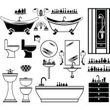 old fashioned bathtub clipart ideas