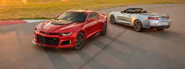 New Chevrolet® Camaro Lease and Finance Specials | McHenry, Illinois