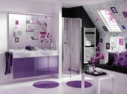Awesome master bedroom home decorating interior purple probably ...
