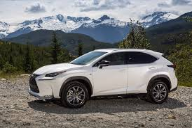 new car 2016 suv2016 Lexus NX Review Ratings Specs Prices and Photos  The Car
