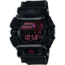 "casio watches edifice g shock more watch shop comâ""¢ mens casio g shock exclusive alarm chronograph watch gd 400 1er"