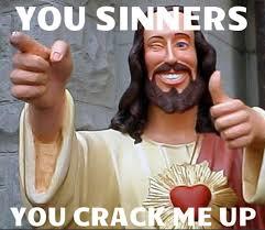 FARK.com: (8060467) Jesus is just alright as meme via Relatably.com