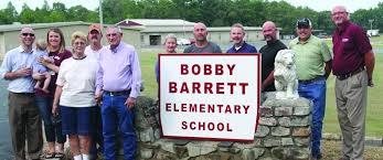 Elementary School renamed in of honor former superintendent Bobby Barrett |  Southwest Arkansas News