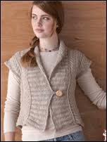 Free Knitted Vest Patterns Custom 48 Free Knitted Vest Patterns Interweave