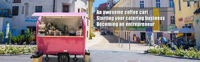 A mobile coffee truck business is flexible. China Customized Outdoor Coffee Trailer Manufacturers Suppliers Factory Mobile Street Coffee Trailer Wecare
