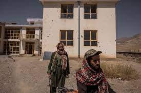 """نيويورك تايمز"""": الحياة في ريف أفغانستان بعد سيطرة """"طالبان"""""""