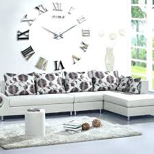 chaney wall clock wall clock oversized clock inch wall clock big silver wall clock above gray chaney wall clock