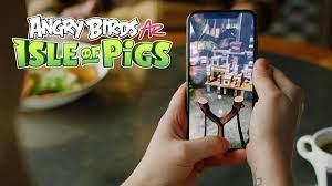 Angry Birds AR: Isle of Pigs ist ab sofort im App Store verfügbar -  WinFuture.de