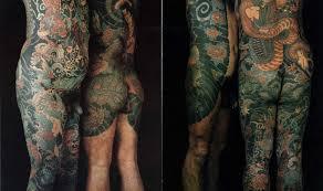японские татуировки Ucrazyru источник хорошего настроения