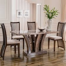 marble dining table and 6 chairs uk