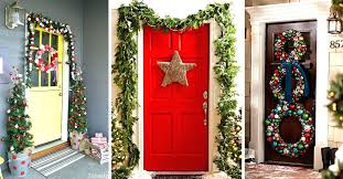 holiday door decorating ideas. Exellent Ideas Door Decorations Holiday Christmas Office Pinterest  And Holiday Door Decorating Ideas O