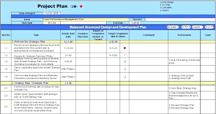 Planning Template Word Project Management Plan Template